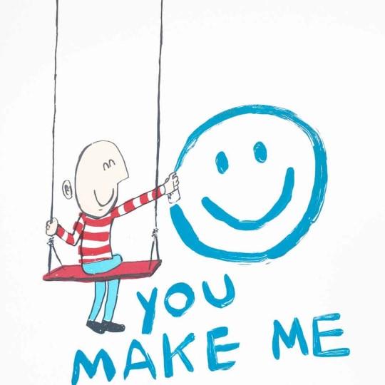 Smile by Ståle Gerhardsen | onArts