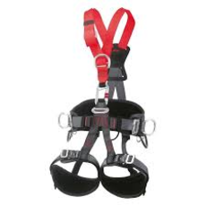 CAMP SAFETY, GOLDEN TOP PLUS ALU HARNESS