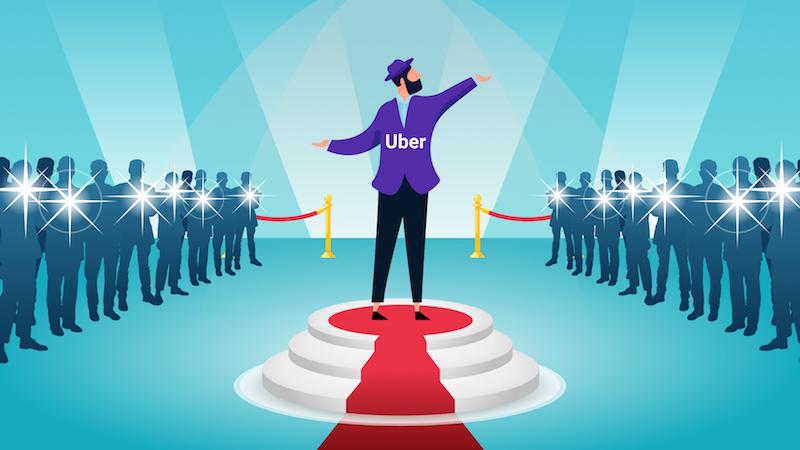 uber success
