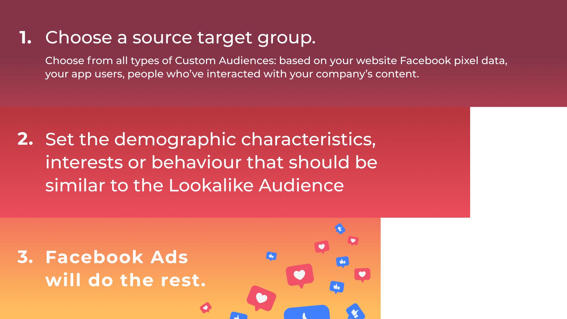 Facebook lookalike audience