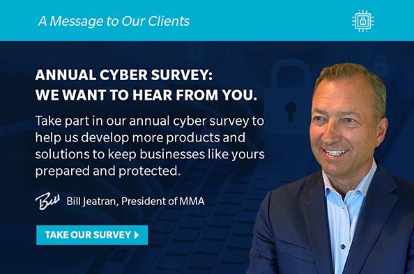 Cyber Survey invitation