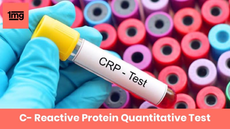 C- Reactive Protein Quantitative Test