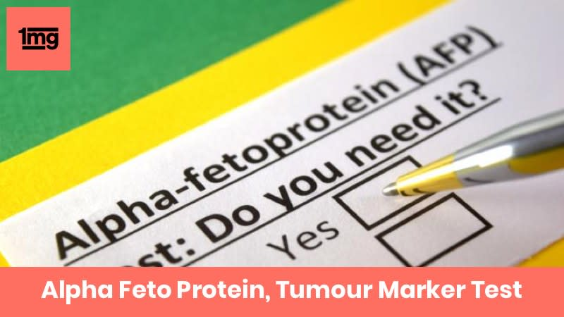 Alpha Feto Protein Tumour Marker Purpose Normal Range Of Results 1mg