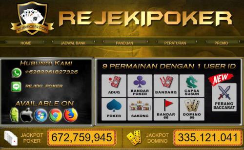 Agen Bandar Judi Qq Poker Pkv Games Deposit Pulsa