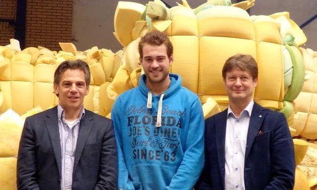 Ondernemers Matras Recycling Europe