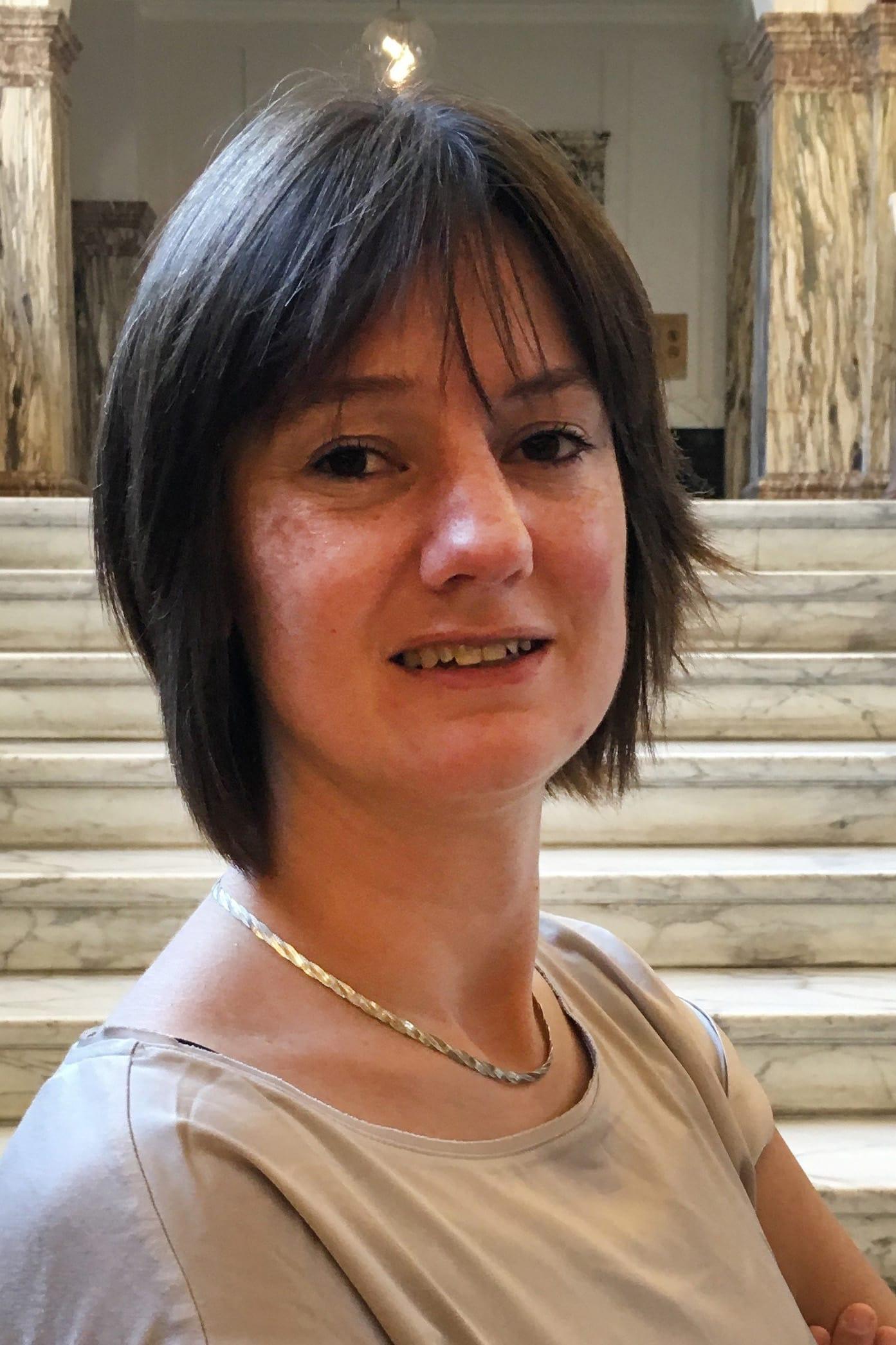 Annemarie van Mossel