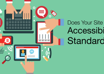 Website accessibility standards