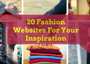 20 Fashion Websites For Your Inspiration