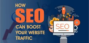 How SEO can boost your website traffic