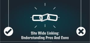 Site Wide Linking