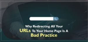 URL redirection