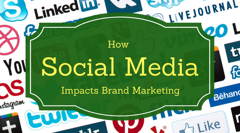 How Social Media Impacts Brand Marketing