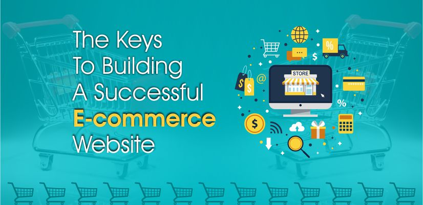 Important Factors For Building A Successful Ecommerce Website