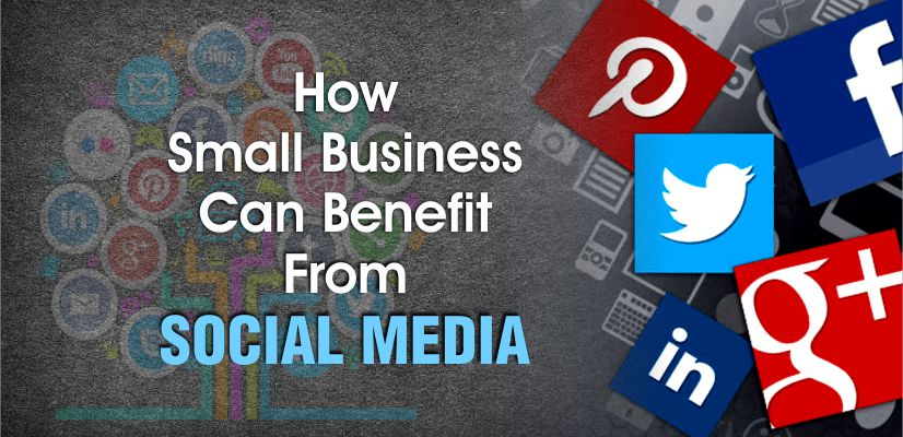How social media can benefit small business