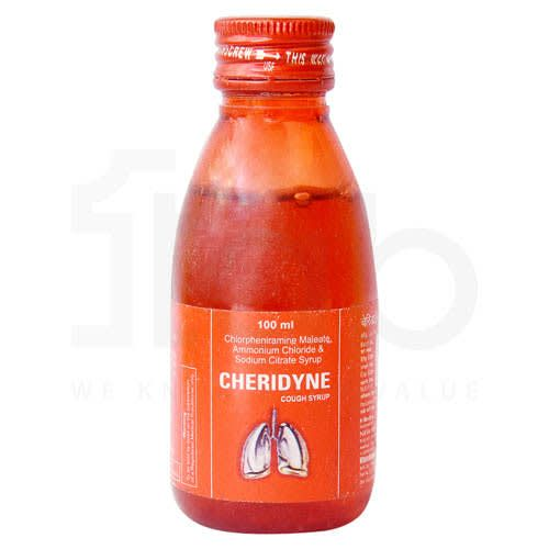 Cheridyne Cough Syrup