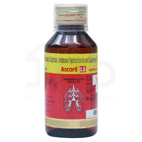 Ascoril Plus LS
