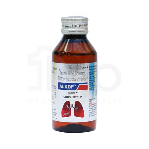 Alkof Cough Syrup-100 Ml