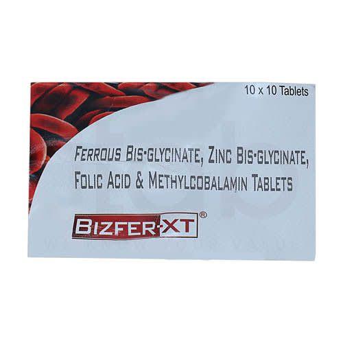 Bizfer XT Tablets