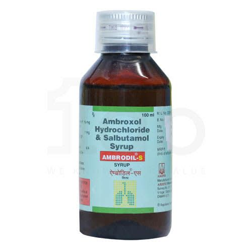 Ambrodil-S Syrup