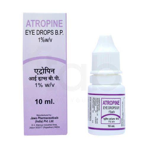 Atropine 1% Eye Drops