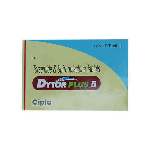 Dytor Plus 5 Tablets