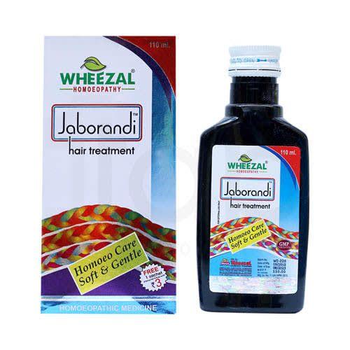Jaborandi Hair Treatment