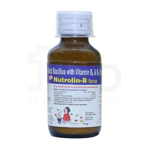 Nutrolin-B Syrup