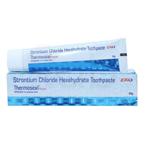 Thermoseal Repair Toothpaste-50gm