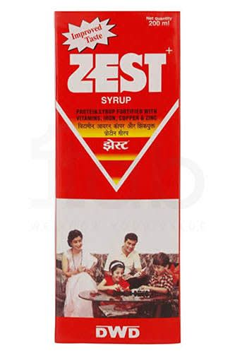 Zest Plus Syrup