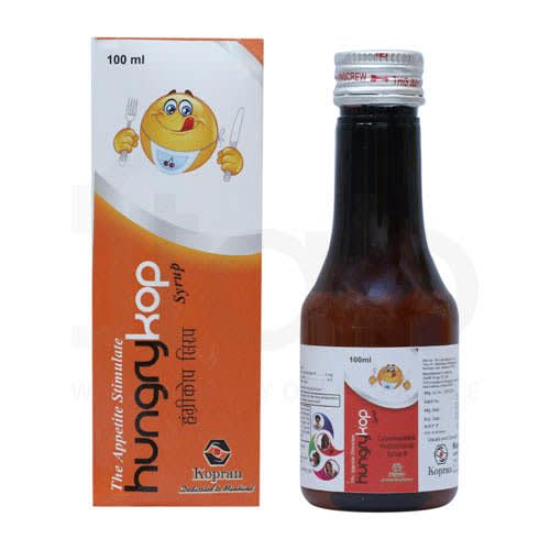 Hungrykop Syrup