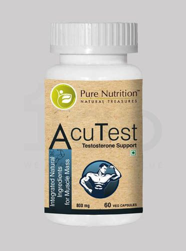 Pure Nutrition AcuTest (Testosterone Support)