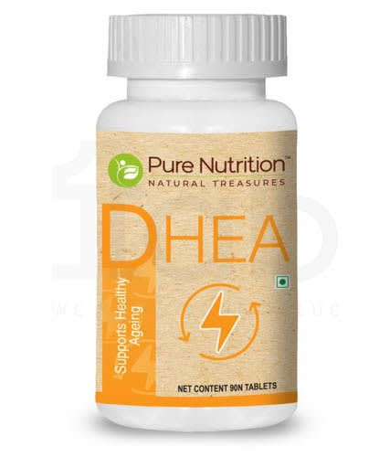 Pure Nutrition DHEA Tablet