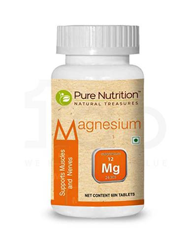 Pure Nutrition Magnesium Tablet