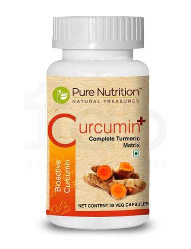 Pure Nutrition Curcumin Plus Capsule