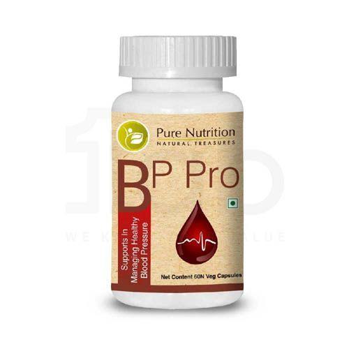 Pure Nutrition BP Pro Management