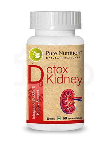 Pure Nutrition Detox Kidney Capsule