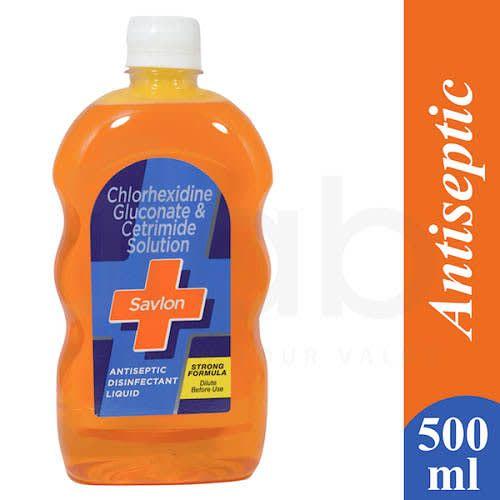 Savlon Antiseptic Liquid 500ml