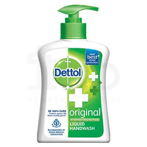 Dettol Liquid Handwash Original 200 Ml