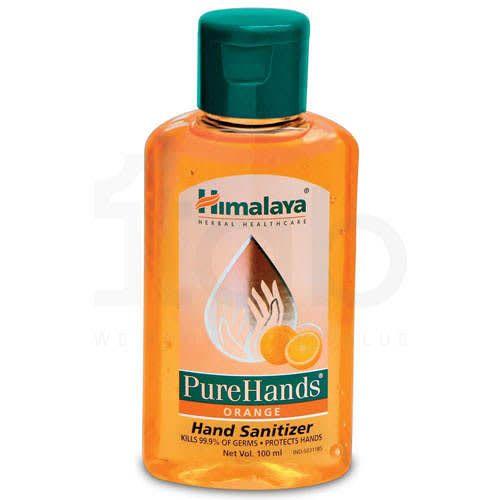Himalaya PureHands Orange Sanitizers 100ml