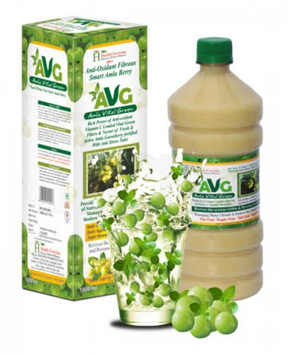 Avg Amla Vital Green 500ml