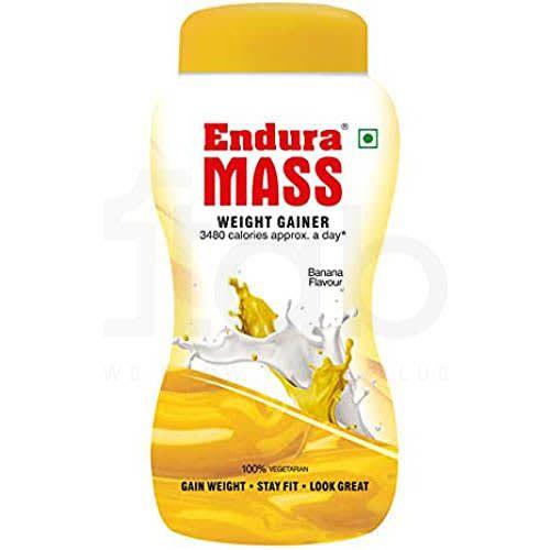 Endura Mass Weight Gainer Banana 1kg