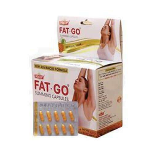 Jolly Fat-Go Slimming Capsule 60's