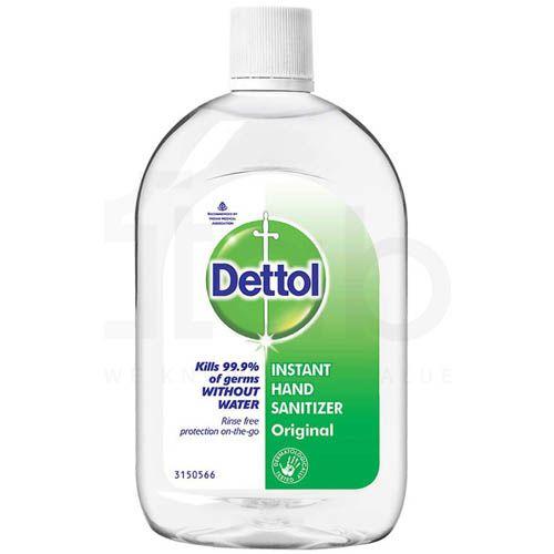 Dettol Instant Hand Sanitizer Original 500ml