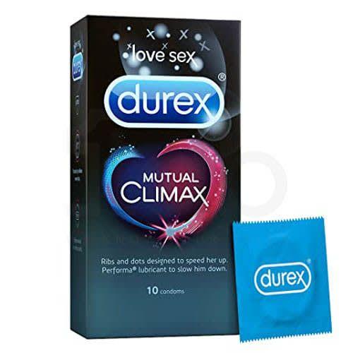 Durex Mutual Climax Condom 10'S