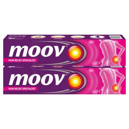 Moov Pain Relief Cream 50gm