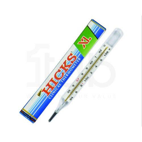 Hicks O-01 Oval Thermometer