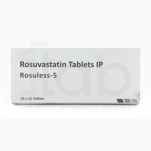 Rosuless 5 Tablet