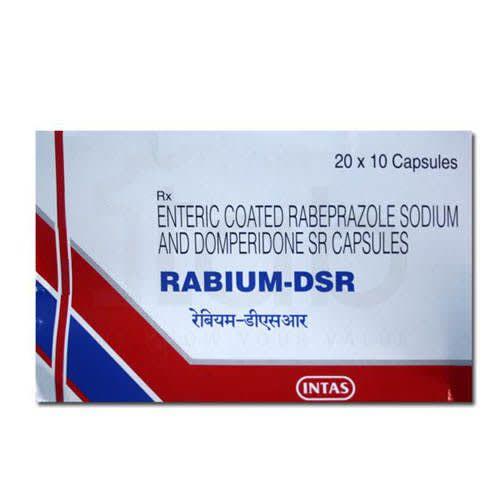 Rabium-DSR Capsule