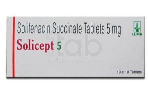Solicept 5 Tablet