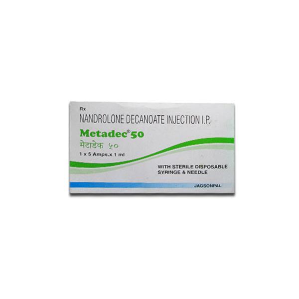 Metadec 50 Injection